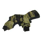 View Image 1 of Camo Fleece Jumpsuit