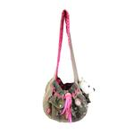 View Image 1 of Camouflage & Pink Sling Dog Carrier