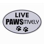 View Image 1 of Car Magnet - Live Pawsitively