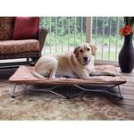 View Image 5 of Carlson Portable Pup Travel Dog Bed - Tan