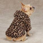 Casual Canine Animal Print Dog Cuddler - Leopard