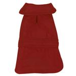 View Image 1 of Casual Canine Barn Coats for Dogs - Barn Red
