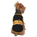 View Image 1 of Casual Canine Bitch Craft Dog T-Shirt - Black
