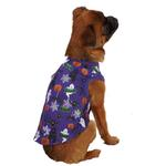View Image 1 of Casual Canine Boo Dog Tank Top - Purple