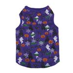 View Image 2 of Casual Canine Boo Dog Tank Top - Purple