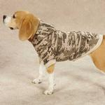 View Image 3 of Casual Canine Digital Camo Dog Hoodie