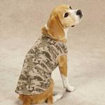 View Image 1 of Casual Canine Digital Camo Dog Tank