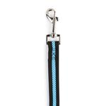 View Image 1 of Casual Canine Mesh Dog Leash - Pastel Blue