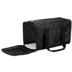 View Image 3 of Casual Canine Pet Duffle Bag - Black