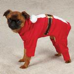 View Image 3 of Santa Dog Pajamas