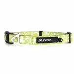 View Image 1 of Xtrm Logo Dog Collar - Green