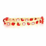 View Image 1 of Casual Kitty Harvest Cat Collar - Apples