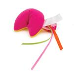 View Image 2 of Catnip Fortune Cookie Cat Toy by Up Country