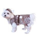 View Image 1 of Cavedog Prehistoric Halloween Dog Costume