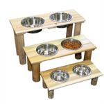 View Image 1 of Cedar Log Pet Diner