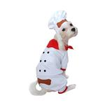 View Image 1 of Chef Halloween Dog Costume