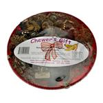 View Image 2 of Chewers Gift Dog Treats by Jones Gourmet with Frisbee