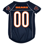 View Image 1 of Chicago Bears Dog Jersey
