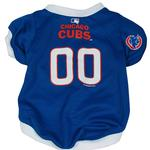 View Image 1 of Chicago Cubs Baseball Dog Jersey