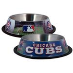 View Image 1 of Chicago Cubs Dog Bowl