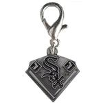 View Image 1 of Chicago White Sox Pennant Dog Collar Charm