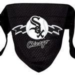 View Image 2 of Chicago White Sox Mesh Dog Bandana