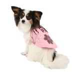 View Image 1 of Choco Mousse Dog Shirt by Pinkaholic - Pink