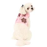 View Image 1 of Choco Mousse Pinka Dog Harness by Pinkaholic - Pink