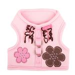View Image 3 of Choco Mousse Pinka Dog Harness by Pinkaholic - Pink