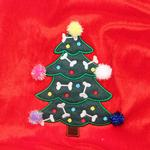 View Image 3 of Christmas Tree Dog Cape