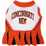 View Image 1 of Cincinnati Bengals Cheerleader Dog Dress