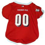 View Image 1 of Cincinnati Reds Dog Jersey