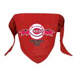 View Image 1 of Cincinnati Reds Mesh Dog Bandana