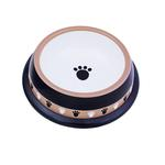 City Pets Paws Designer Plastic Dog Bowl