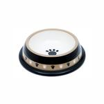 View Image 3 of City Pets Paws Designer Plastic Dog Bowl