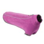 View Image 2 of Climate Changer Fleece Dog Jacket by RuffWear - Purple Dusk