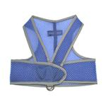 View Image 1 of Cloak & Dawggie Sport Mesh Step-N-Go Harness - Blue