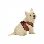 View Image 1 of Cloak & Dawggie Tartan Step-N-Go Harness with Velvet Trim