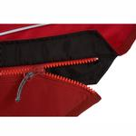 View Image 2 of Cloud Chaser Soft Shell Dog Jacket by RuffWear - Red Rock