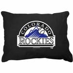 View Image 1 of Colorado Rockies Dog Bed