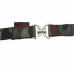 View Image 4 of Hunter Dog Leash by Puppia - Green Camo