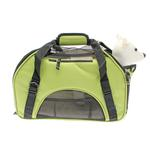 View Image 1 of Comfort Pet Carrier - Green
