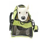 View Image 2 of Comfort Pet Carrier - Green
