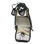 View Image 2 of Comfort Pet Carrier - Mineral Blue