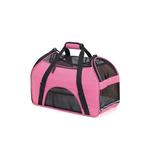 View Image 1 of Comfort Pet Carrier - Rose Wine