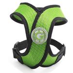 Comfort X Dog Harness by Gooby - Green
