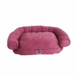 View Image 2 of Comfort Zone Dog Bed by Pinkaholic - Purple