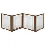 View Image 3 of Convertible Elite Pet Gate - 4 Panel