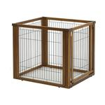 View Image 2 of Convertible Elite Pet Gate - 4 Panel