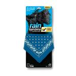 View Image 1 of Convertible Rain Dog Bandana - Blue